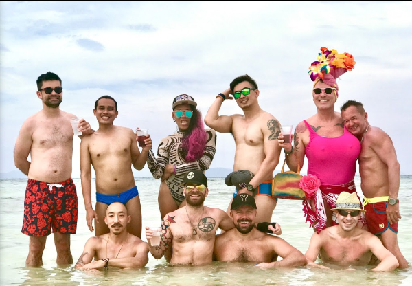 Remote Island tour