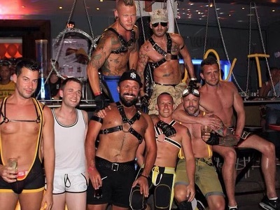 Gay night tour