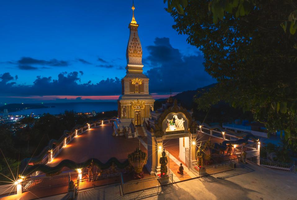 Doi Thep Nimit Monastery